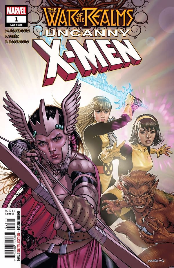Marvel Has Already Messed Up Legacy Numbers on X-Men...