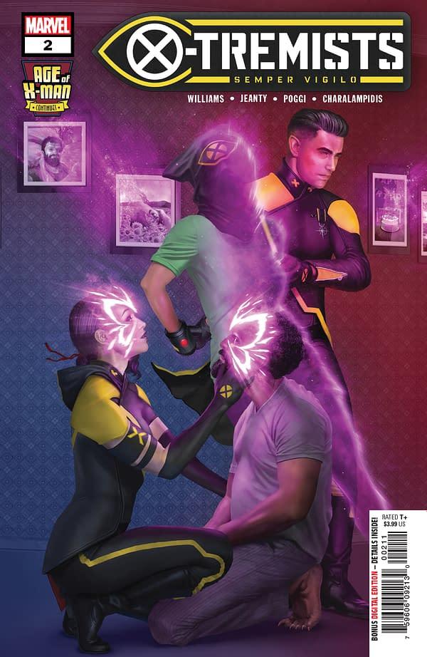 The Secret Origin of Wolverine's Secret Love Child? [X-ual Healing 3-27-19]