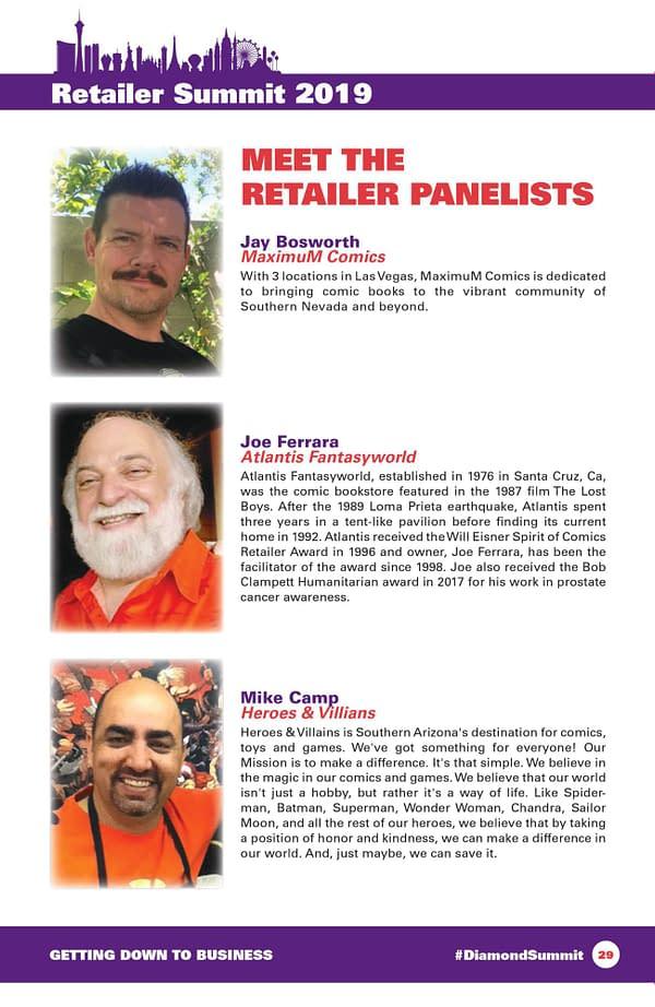 Diamond Retailer Summit Las Vegas