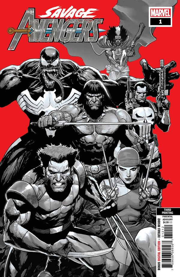 House Of X and Powers Of X Go to Second Printings Before Publication