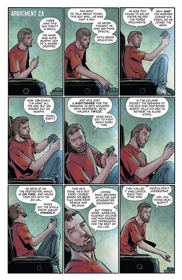 Gail Simone's Writer's Commentary on Death-Defying 'Devil #1 and Her Love For Pulpy Heroes