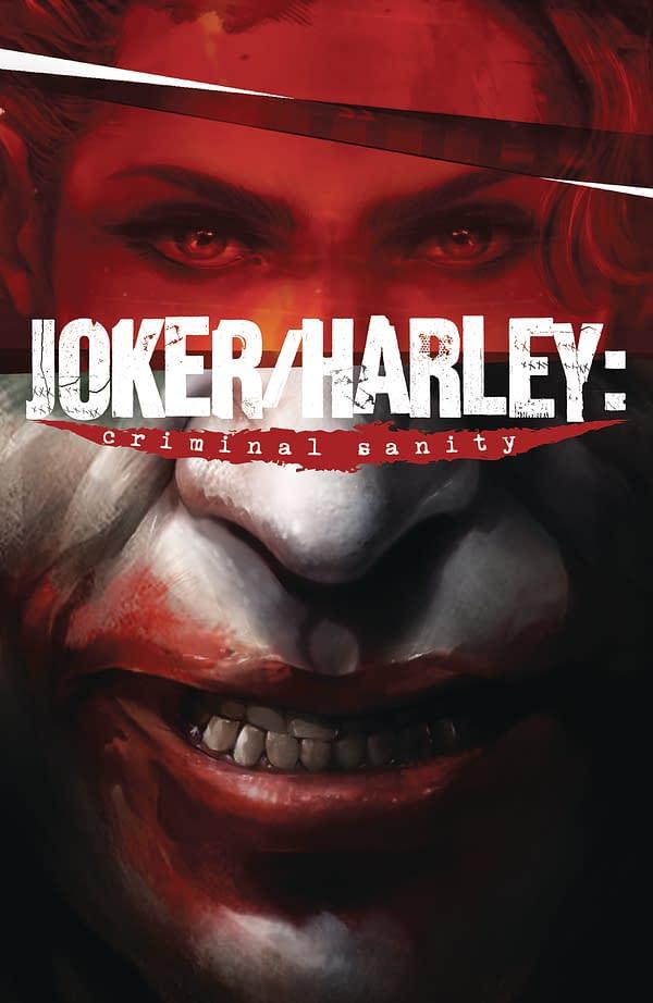 Joker/Harley Quinn: Criminal Sanity #2 Slips to December, Frank Cho's Poster Portfolio Two Months Early