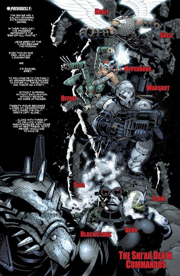 Speculator Corner: Is Director Devo From X-Men #1 From Uncanny X-Men #467 or Not?