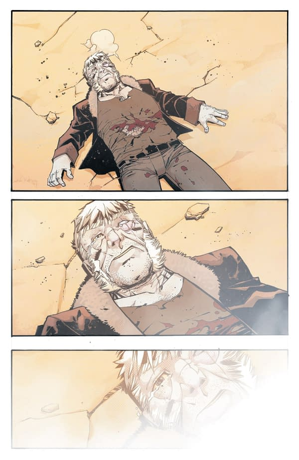 Who Had the Better Marvel Death This Week? Old Man Logan or Conan the Barbarian?