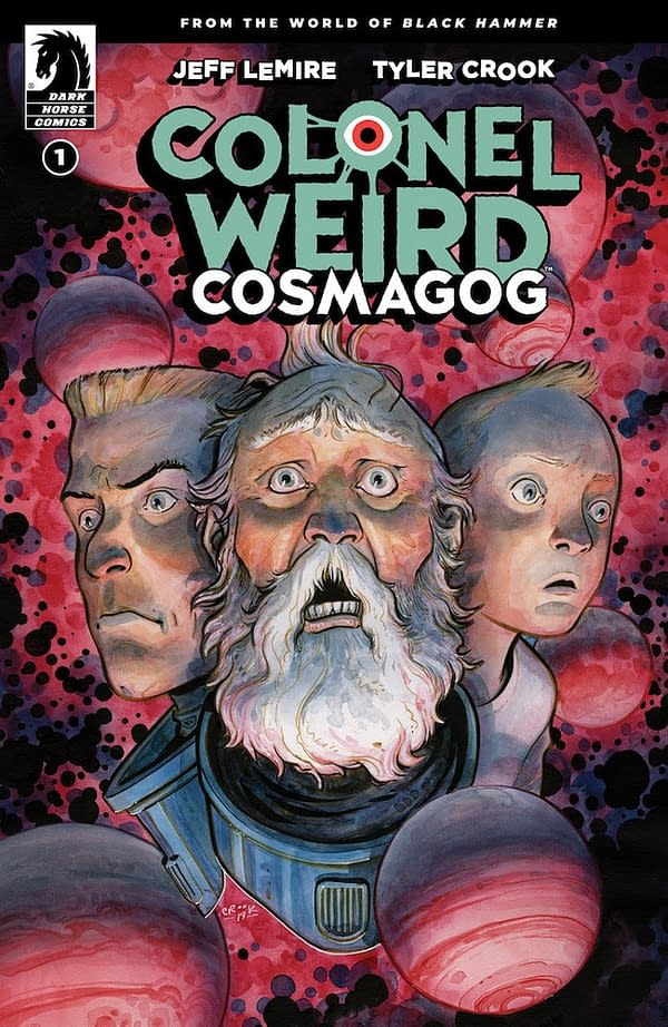 Black Hammer's Colonel Weird Gets Origin Mini-Series from Jeff Lemire and Tyler Crook