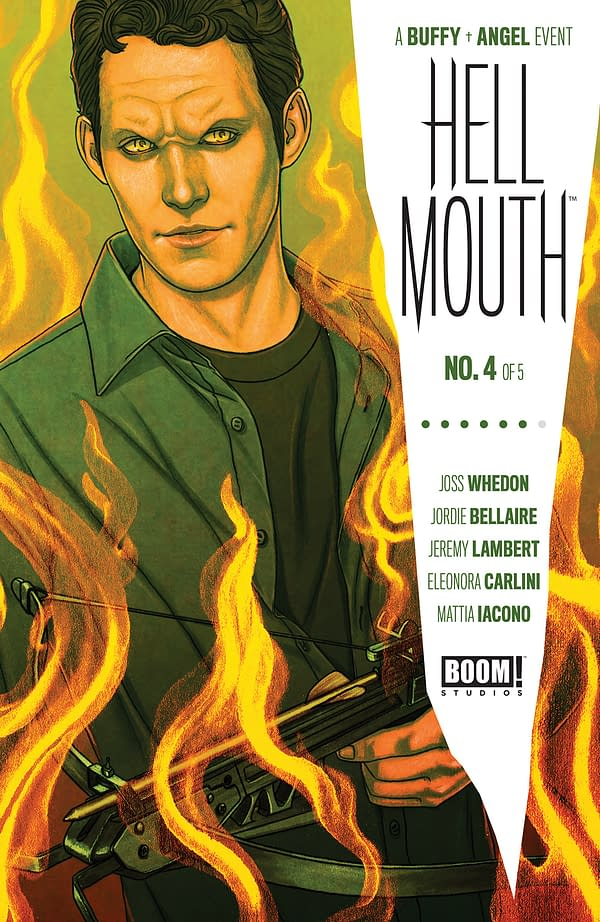 Hellmouth #4 [Preview]