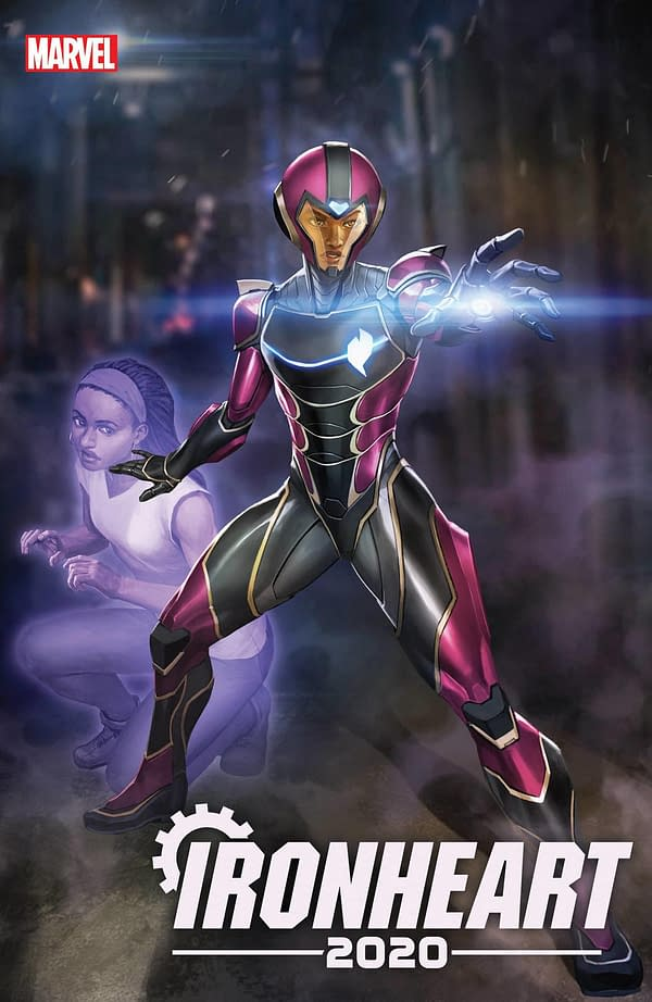 Ironheart 2020 Gets a Creative Team, Launches One Month Early