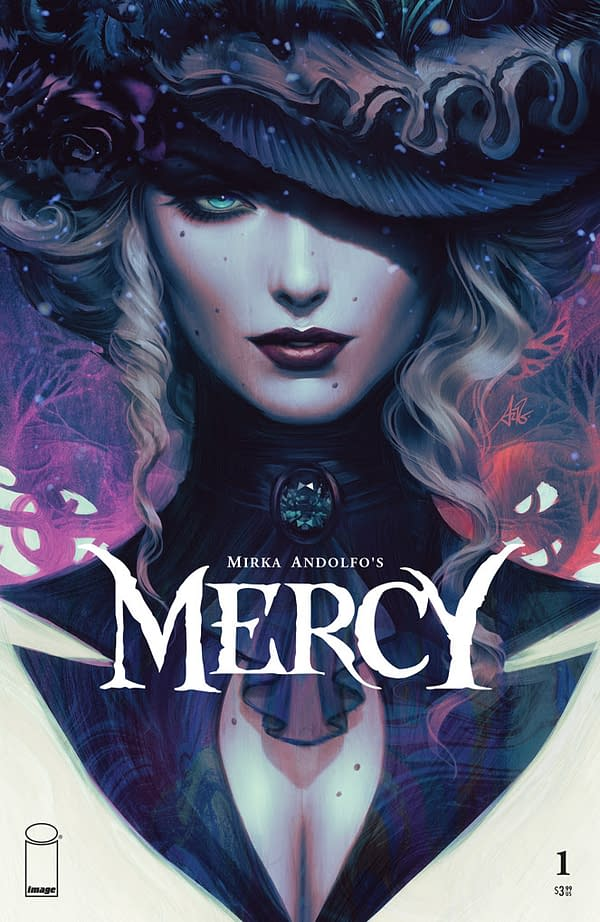 Image Reveals Mercy #1 Variants by Artgerm and Enrico Marini