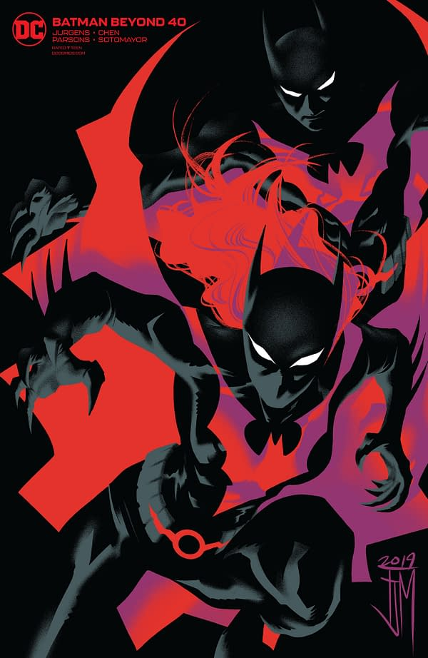 Batman Beyond #25 Jumps to $30 On eBay