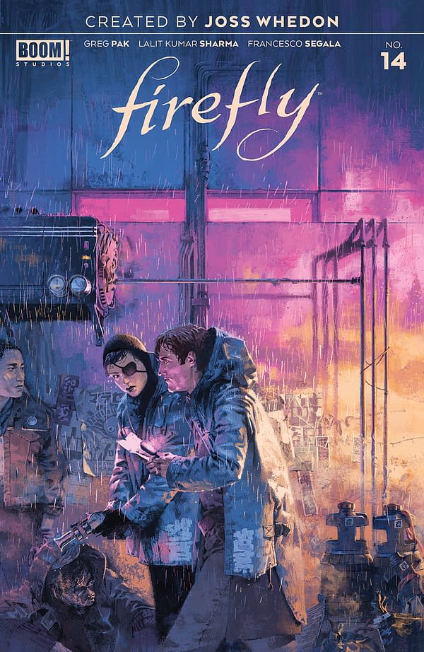 Firefly #14 [Preview]