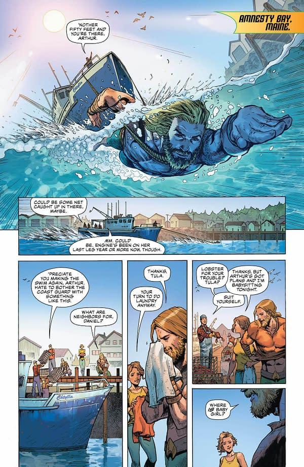 Aquaman #58 [Preview]