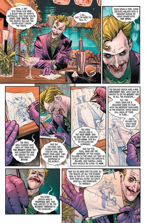 Batman #91 [Preview]