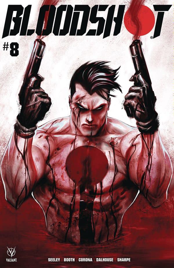 "Valiant Comics Creators Told ""Pencils Down"" By Bosses, Close for a Month?"
