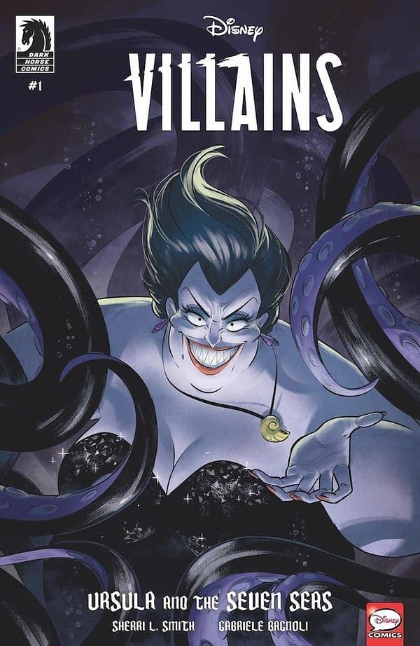 Dark Horse Explores Origin of Ursula the Sea Witch in New Disney Villains Series
