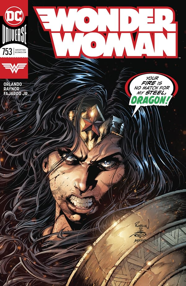 Wonder Woman #753 [Preview]