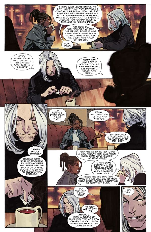 Bleed Them Dry: Ninja Vampire Tale Out On Wednesday – 10 Page Preview