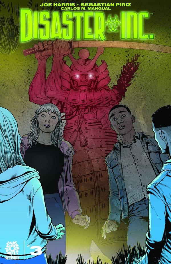 AfterShock Comics September 2020 Solicita