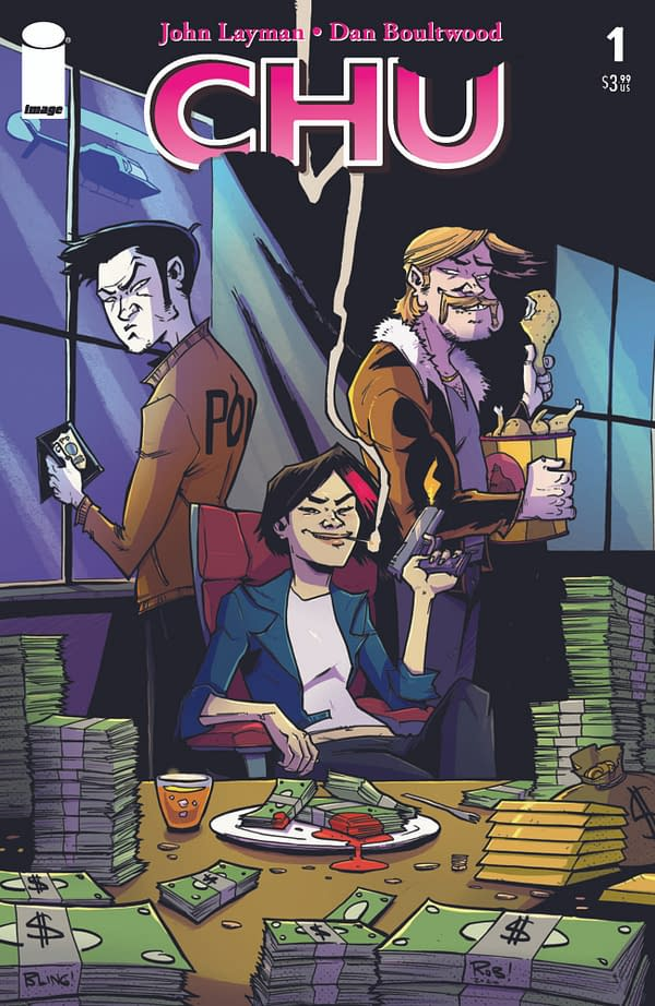 Chu #1 Sad Lemon Comics Variant Cover