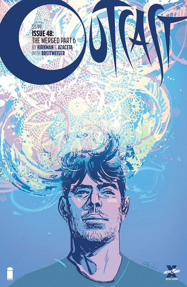 Low and Outcast From Image Comics Come To An End in October 2020.