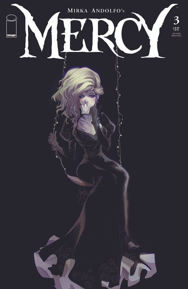 Willow #1, Strange Academy #2 and Mercy #3 Get Second Printings.