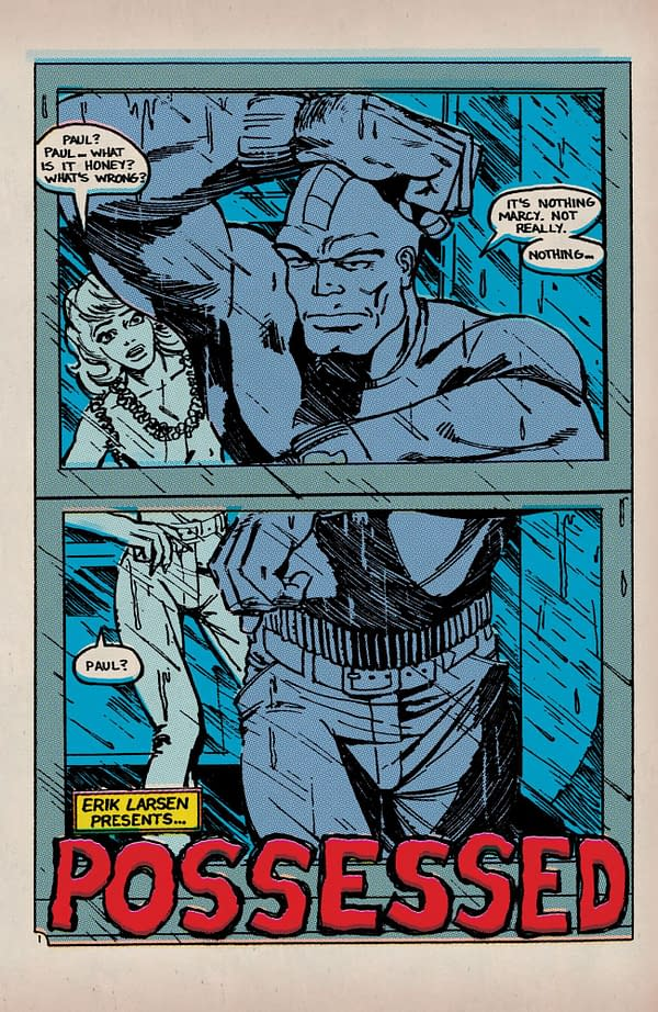 Savage Dragon #250 - An Anniversary Issue Spent in Lockdown