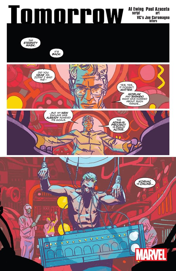 Iron Man #2 Preview.
