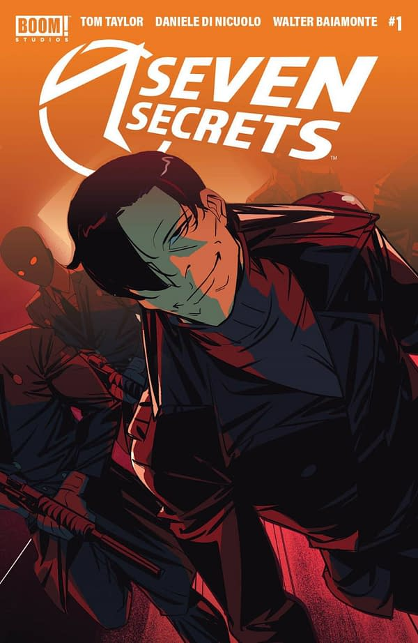 Seven Secrets #1 Sells Out Again, But Is The 3rd Printing Gone Too?