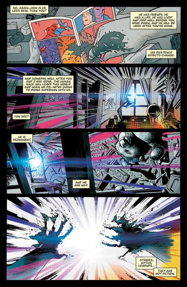 4-Page Preview Of Donny Cates and Geoff Shaw's Crossover #1