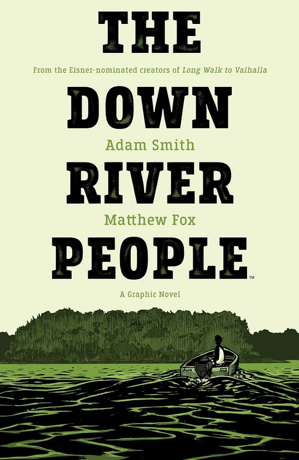 Boom Studios Reschedules The Down River People to June 2021