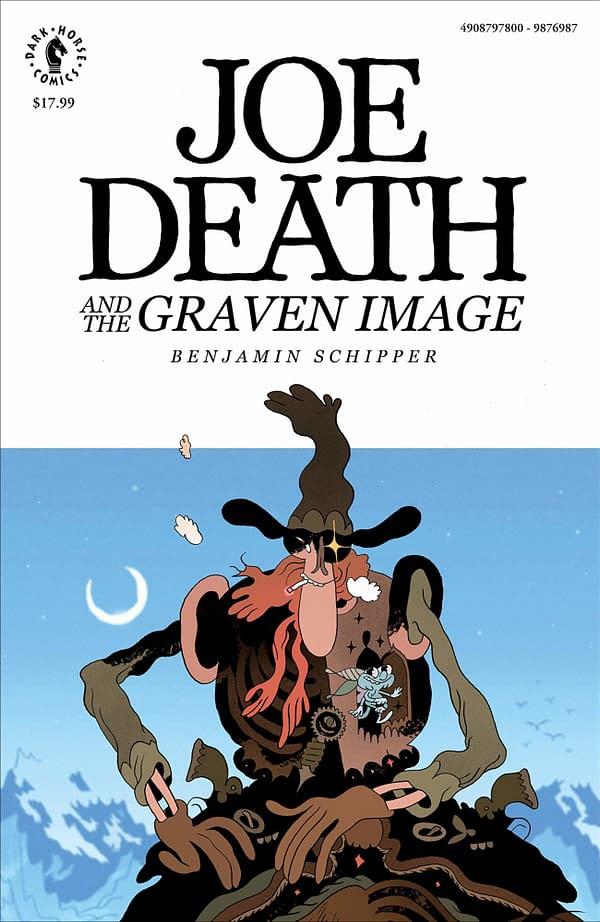 Joe Death And The Graven Image.