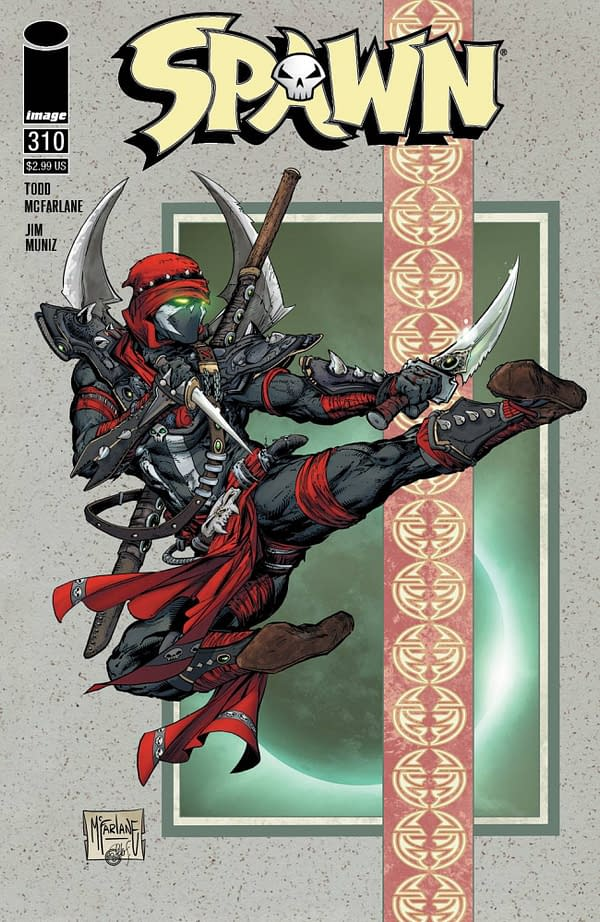 Now Spawn #310 Tops 100,000 Orders As Well