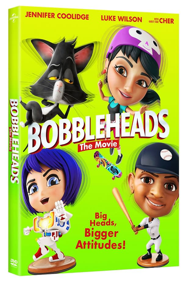 Bobbleheads The Movie Debuts On December 8th, Yes It's Real