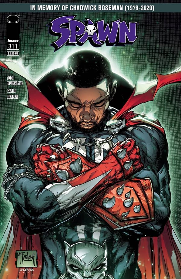 Spawn #311 Final Orders Almost 150,000