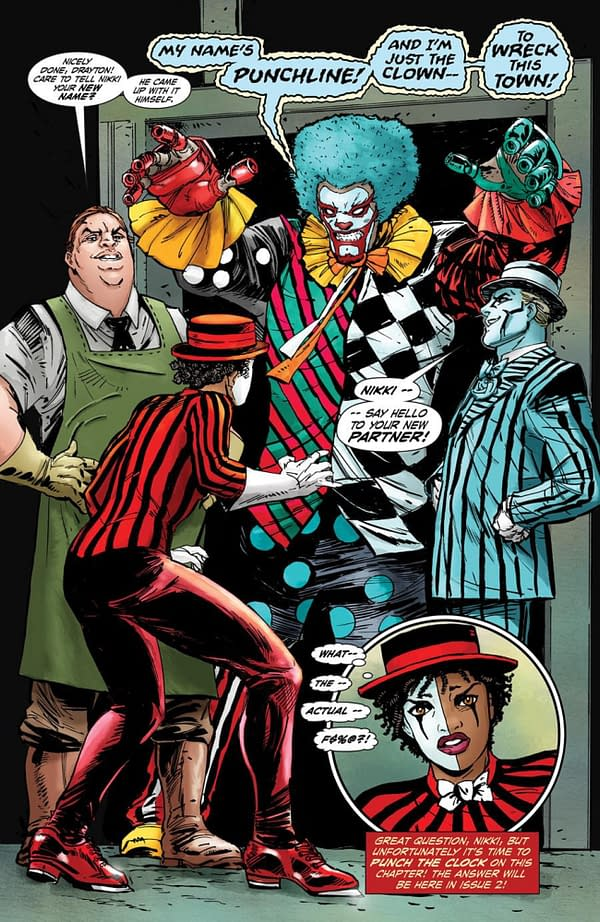 Hero Tomorrow Comics Switched Distribution To Kickstarter