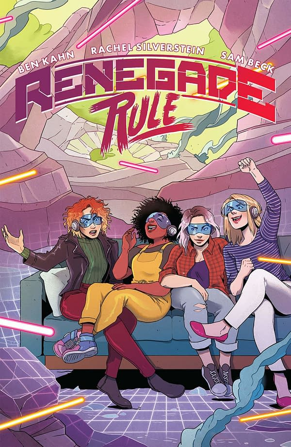 Queer ESports Graphic Novel, Renegade Rule, Gets Scheduled For 2021