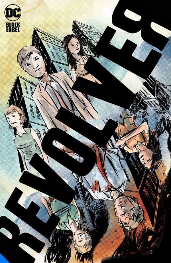Did Matt Kindt Try And Get The Rights To Revolver Back From DC Comics?