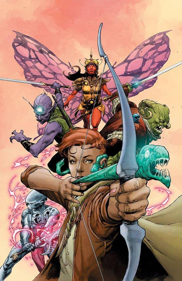 Commanders In Crisis Image Comics Creator Steve Orlando Goes Canadian