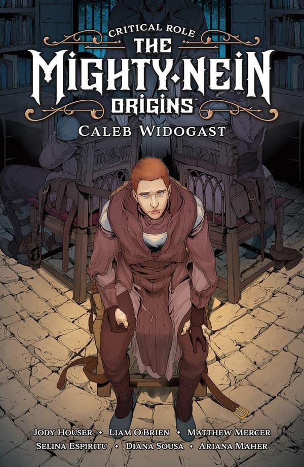 Dark Horse Announce New Line Of Critical Role Original Graphic Novels