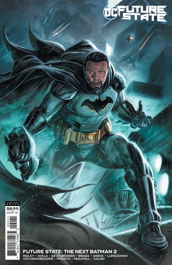 DC Comics Confirms That Tim Fox Is The Next Batman