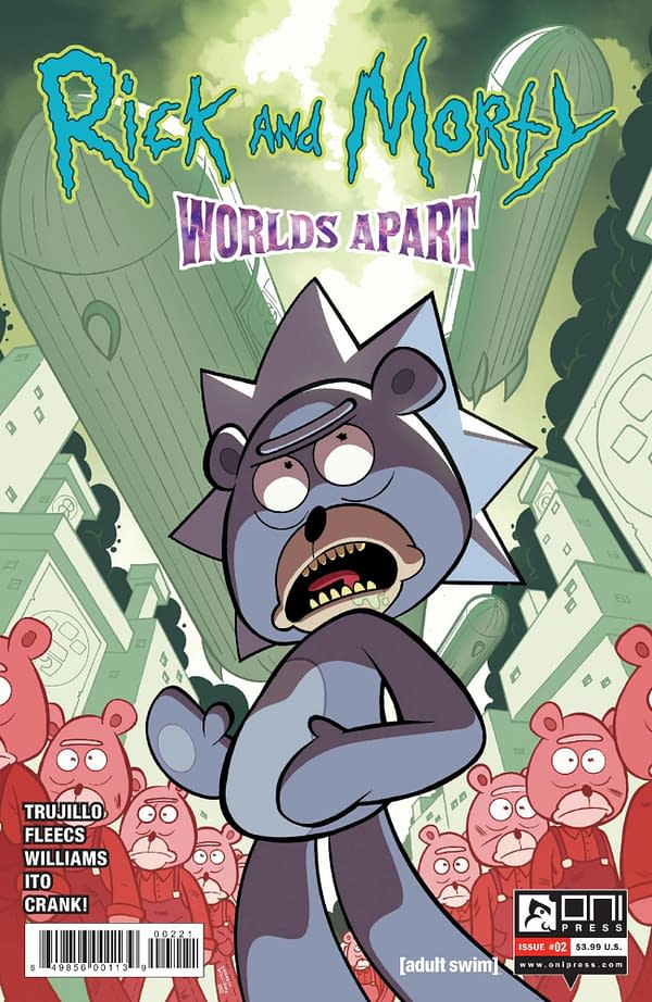 Oni Press March 2021 Solicits