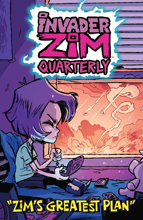 Oni March 2021 Solicits