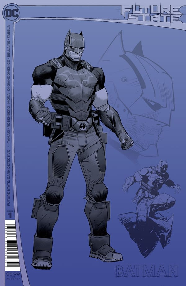 DC Future State Gets Second Printings Already