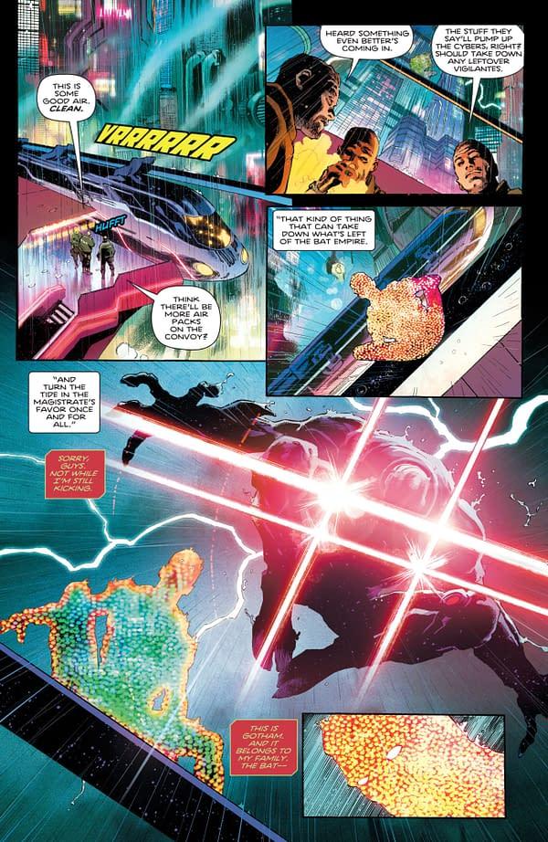 DC Comics Future State Week Two