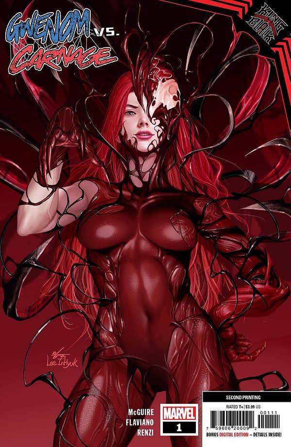 PrintingWatch: Daredevil #25 Goes To Third Printing
