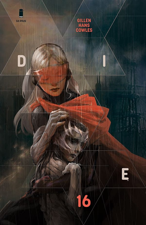 """Die: Image Announces The Series' Final Story Arc, """"Bleed"""""""