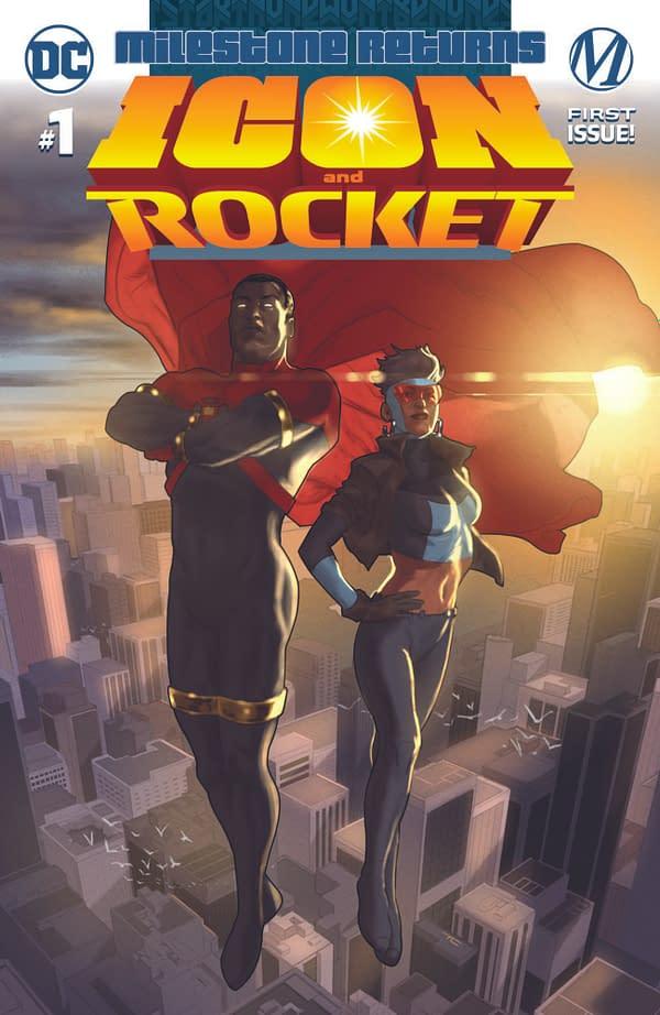 Milestone Comics Creative Teams And Schedules Announced