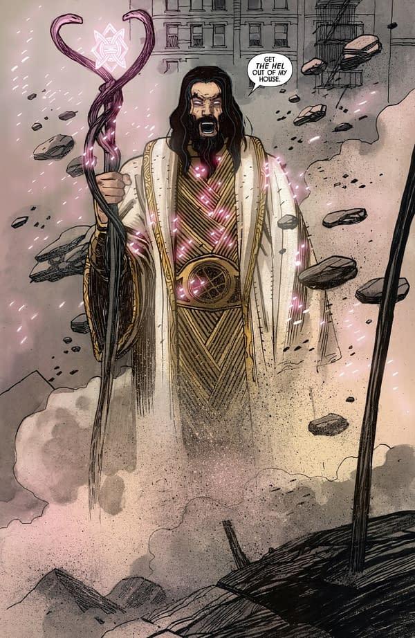 Doctor Strange, Asgardian God Vs Donald Blake – And Knull
