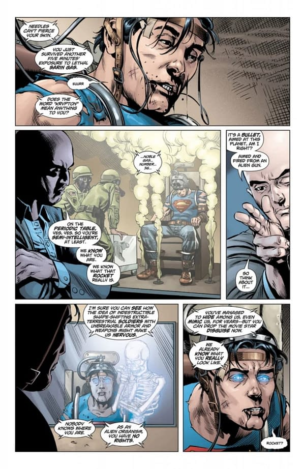 Sholly Fisch And Missing Words In Grant Morrison Superman Omnibus