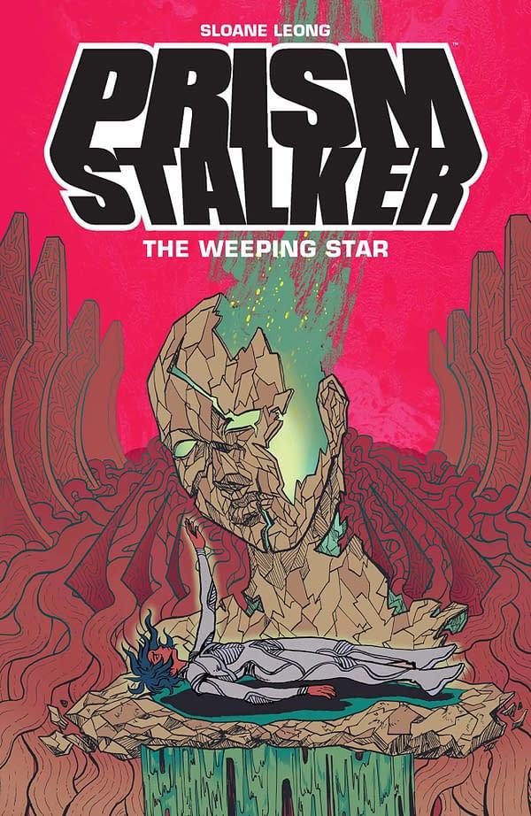 Dark Horse To Publish Sequel To Image Comics' Prism Stalker