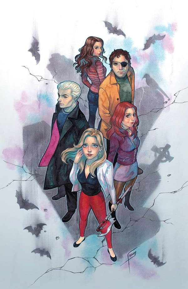 Does Buffy The Vampire Slayer #25 Hold The Key To The Foil Multiverse?